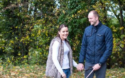 Dovecliff Hall Hotel Engagement Session – Amanda & Jack