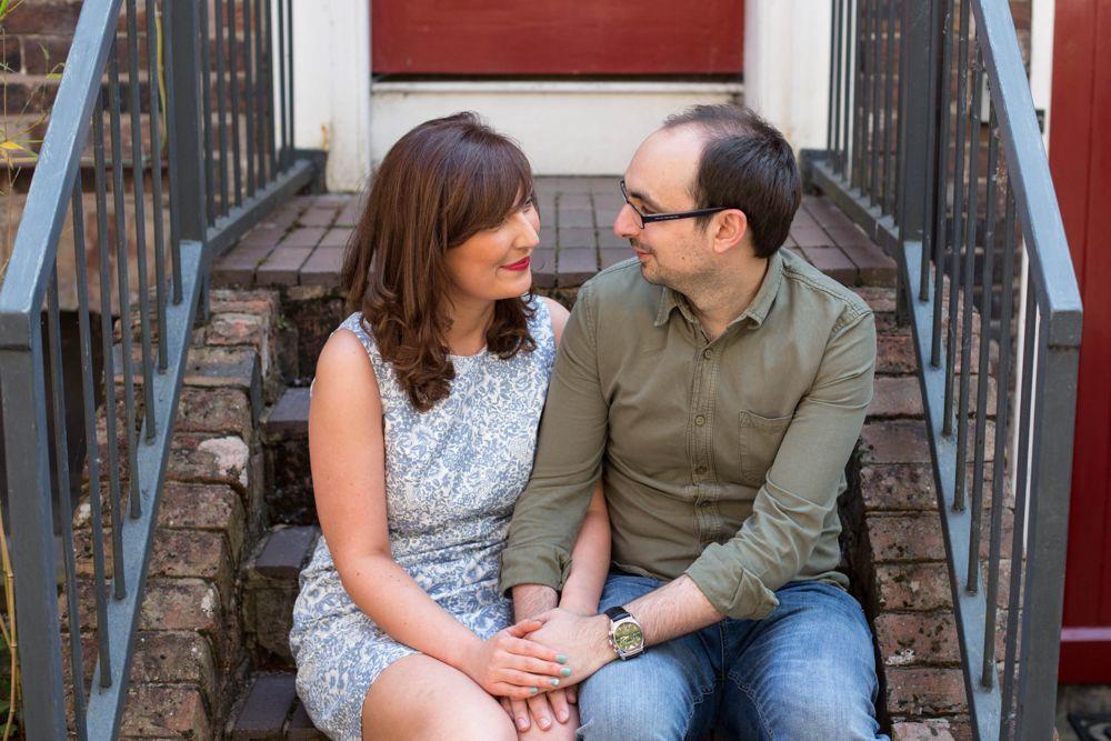 Ironbridge Pre Shoot – Elizabeth & Joe