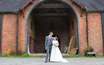 Sugnall Walled Garden Wedding – Chloe & Sean