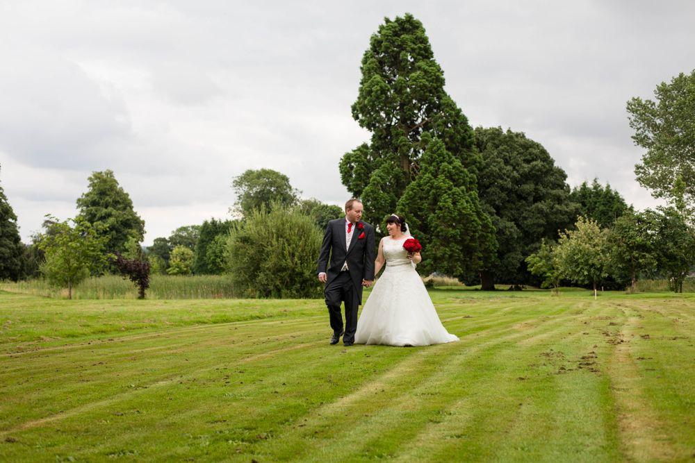 Haughton Hall Wedding – Sarah & David