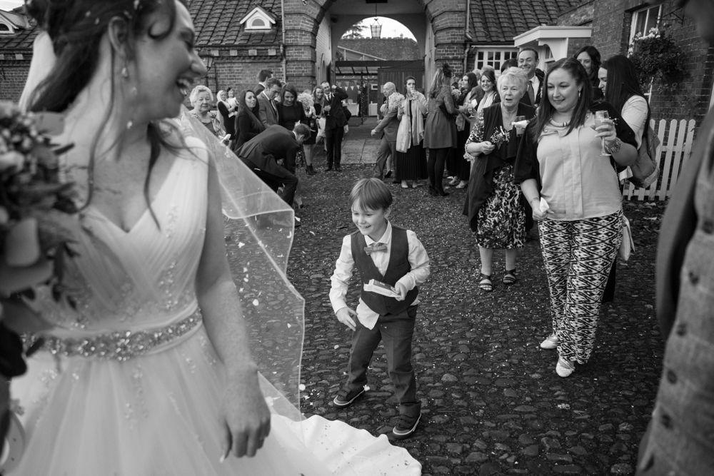 Mytton & Mermaid Wedding – Nathalie & Michael