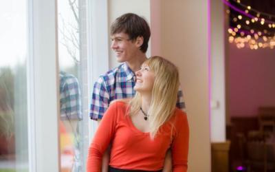 Ludlow Pre Shoot: Charlotte & Ben