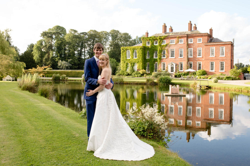 Delbury Hall Wedding – Charlotte & Ben