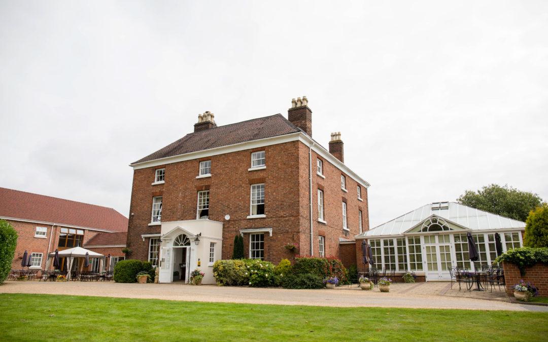 Hadley Park House Wedding Venue