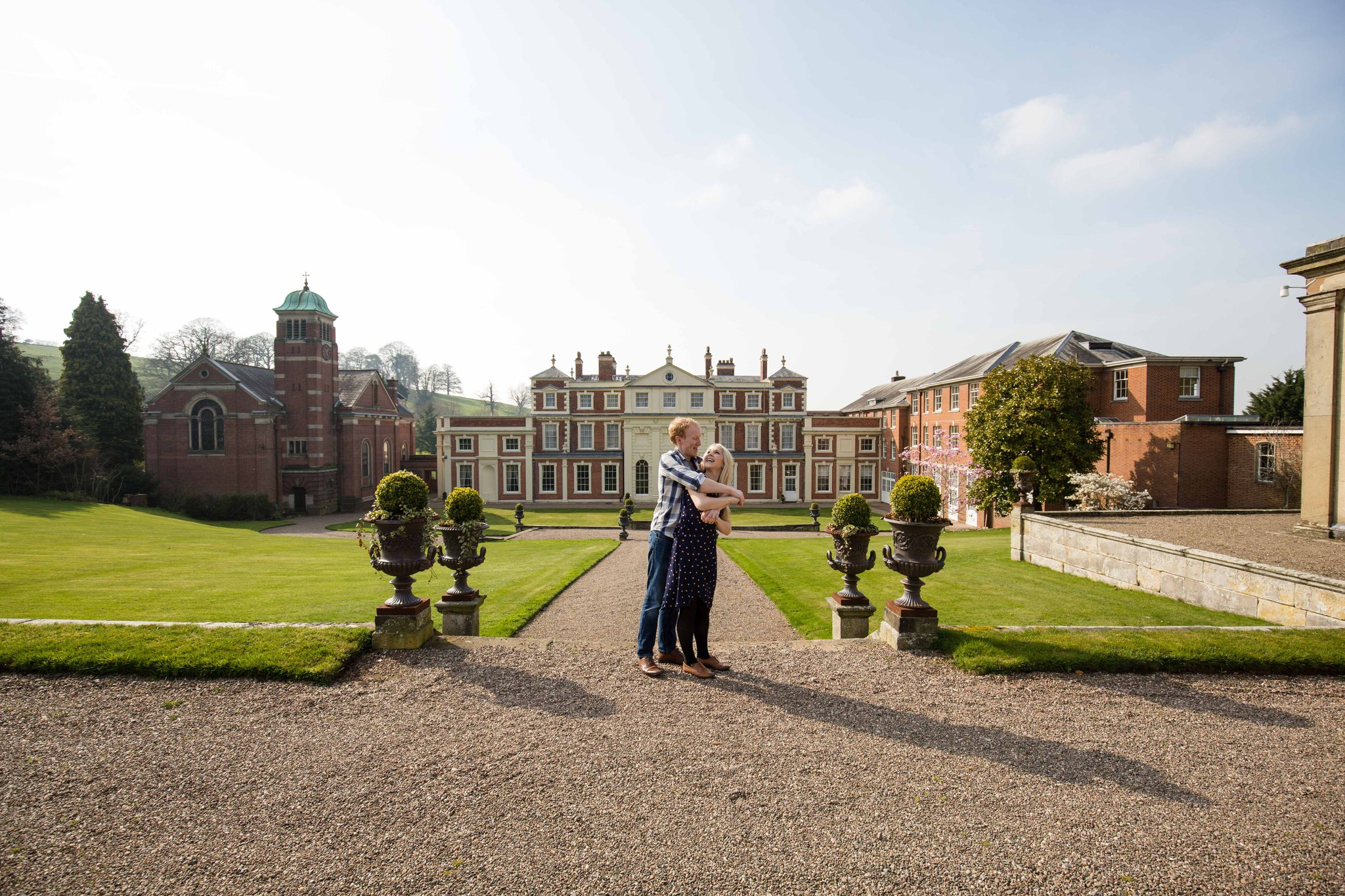 Hawkstone Hall wedding photographer