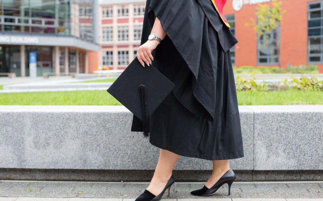 Graduation Portrait Session