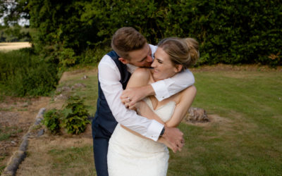 Somerford Hall Wedding – Sarah & Chris