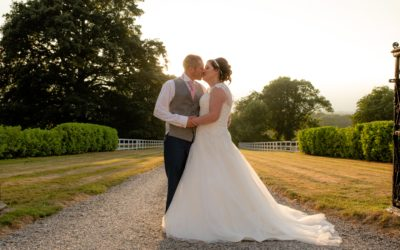 Shropshire Marquee Wedding – Shooters Hill Hall – Louise & Ali