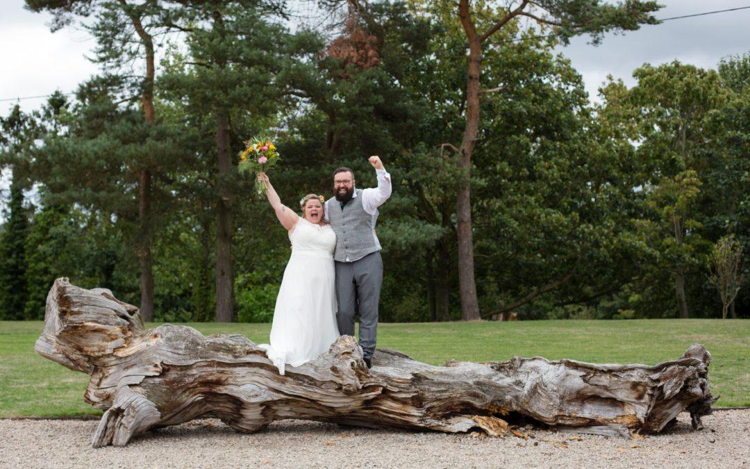 Pimhill Barn Wedding – Bex & Olly