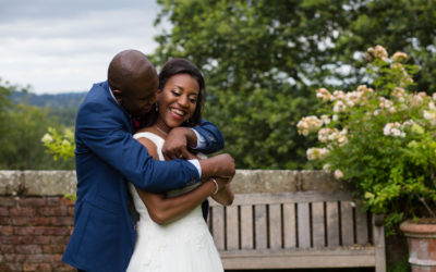 Pimhill Barn Wedding – Davina & Chika