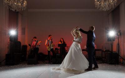 Hawkstone Hall Wedding – Sarah & Laurie