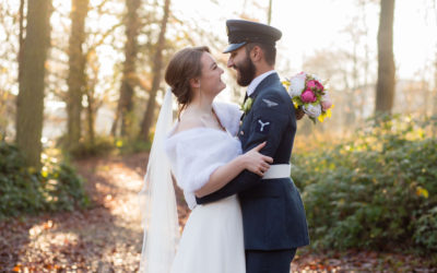 Wellington Registry Office and Apley Woods Wedding – Lauren & Joe