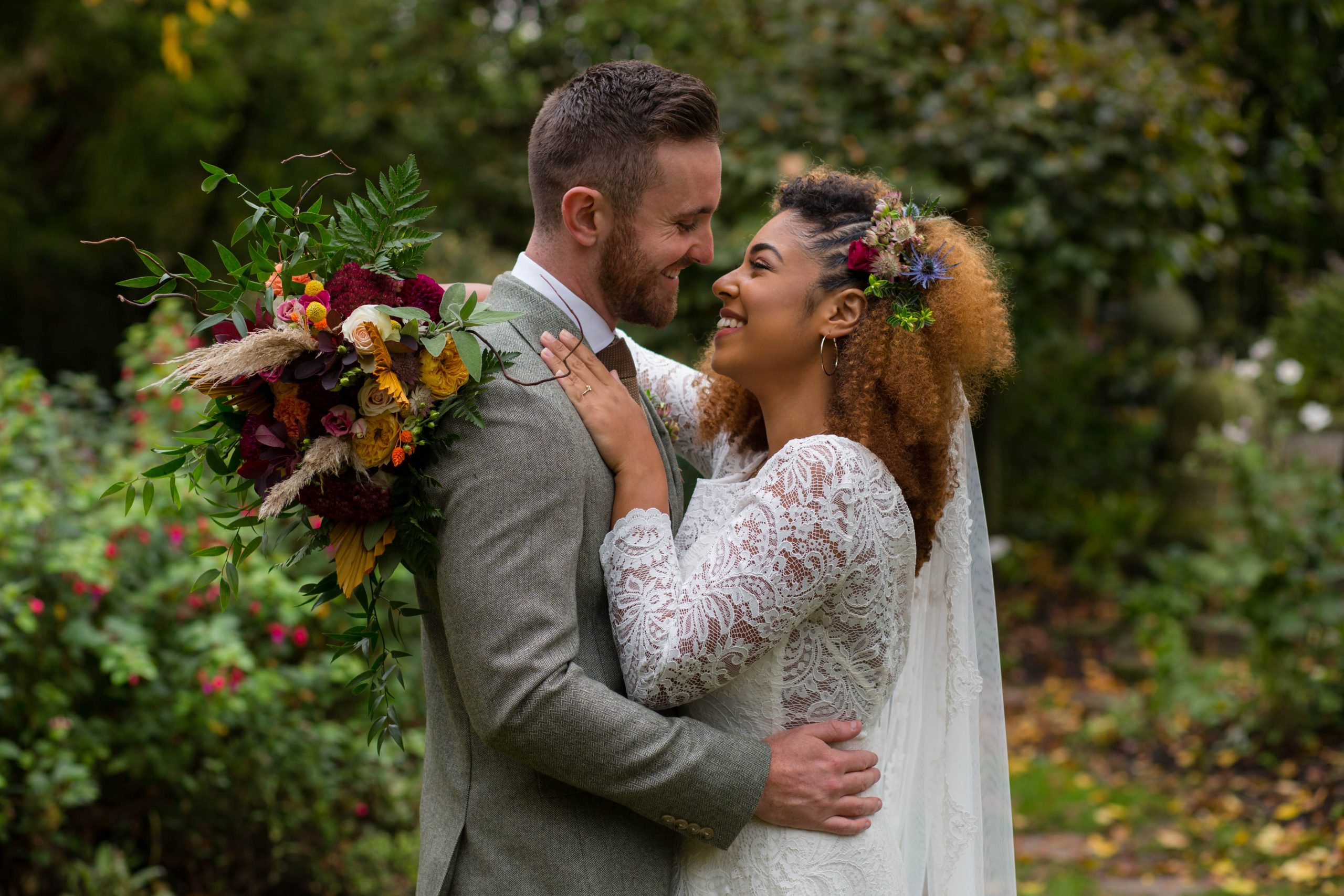 Hundred House wedding photography